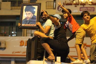 """伊拉克大选爆冷,其领导萨德尔是一名""""反美斗士"""""""