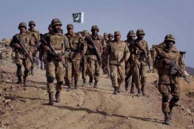 巴基斯坦挫败恐袭,5名恐怖分子被当场击毙