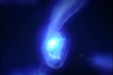 科学家研究发现早在132.8亿年前宇宙中就已经存在氧元素了