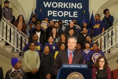 纽约带薪休假新政将尽快放出,雇主对此有自己的看法