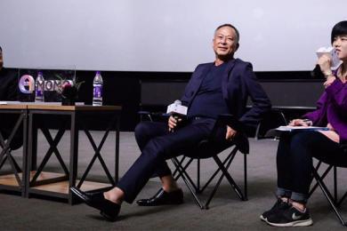 杜琪峰对谈贾樟柯,他们谈了四个大的观点