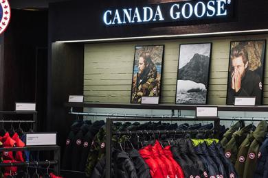 加拿大鹅延迟开业,官方称系门店施工原因