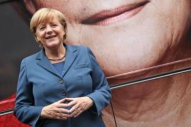 默克尔当选德国总理,最长政府组建时期结束