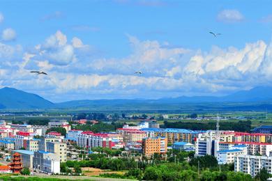 购房客涌入珲春,这个国际合作示范区成了购房者的另一天堂