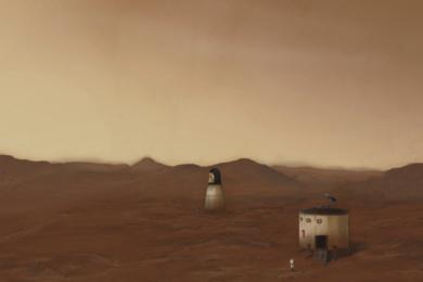 宇航员认为辐射问题是人类踏足火星的首要问题