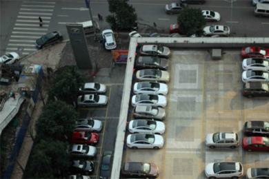 香山停车短信通知,第一次引入手机电子围栏技术