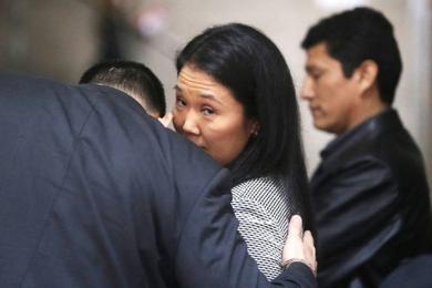秘鲁前总统女儿被捕,罪名是涉嫌洗黑钱