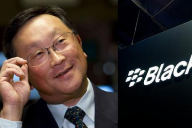 黑莓CEO续约,新合约将直至2023年