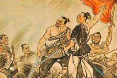 中国历史上第一个农民起义领袖陈胜为何会失败