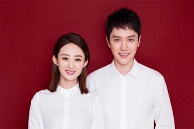 赵丽颖冯绍峰结婚官宣!两人爱情走进现实,唯有祝福才最实际!