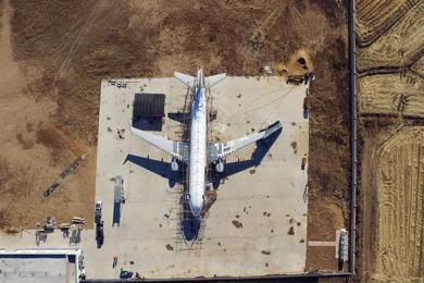 农民手工造飞机,创建团建达成目的只为成就心中梦想
