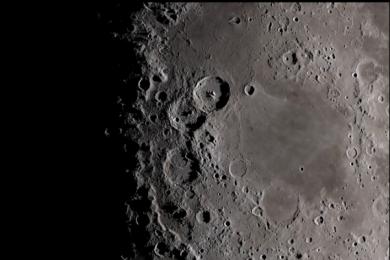 NASA发布月球视屏庆祝月球日