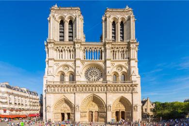 法国各界将参与筹款,帮助重建巴黎圣母院