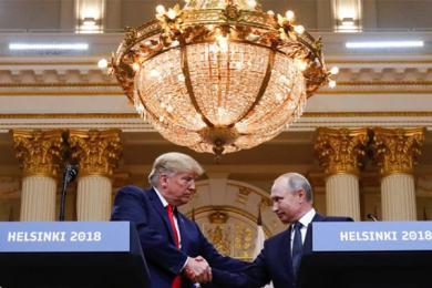 特朗普最新支持率,支持俄国似乎不对其产生影响