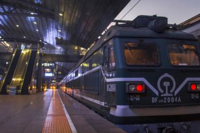 北京站绿皮火车停运,这是京津铁路线上运行的最便宜的火车