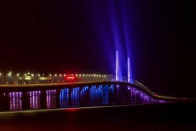 港珠澳桥交付澳门,大桥即将开始正式通车