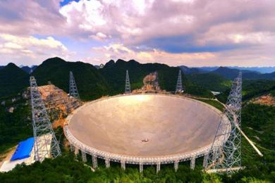 天眼已发现11颗新脉冲星,科学家扩建在升级天眼