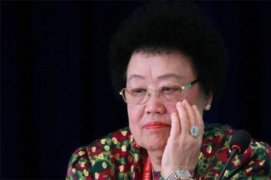中国最富包租婆陈丽华,她的商业头脑和为人处世被认可