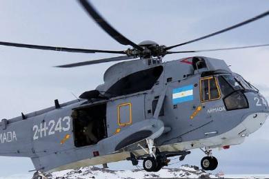 美科学家被困南极,求助阿根廷海军