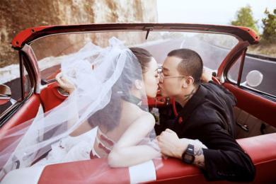 GAI婚礼在重庆举办,爱情长跑终落脚