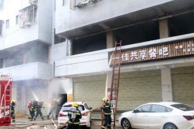 广西桂林一民房起火致5死38伤,或因电动车充电引发悲剧