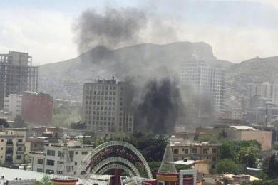 阿富汗首都喀布尔发生爆炸,或是塔利班组织所为