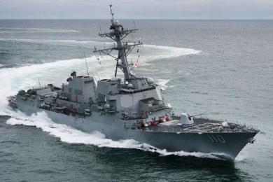 美叫停混合动力军舰改造,因使得船速大减性能下降