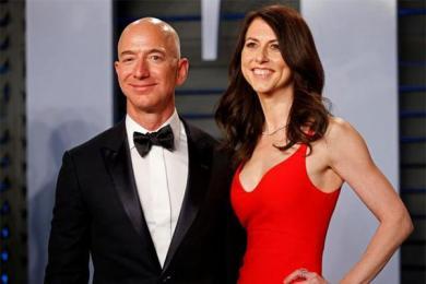 亚马逊CEO离婚,二十多年婚姻就此结束