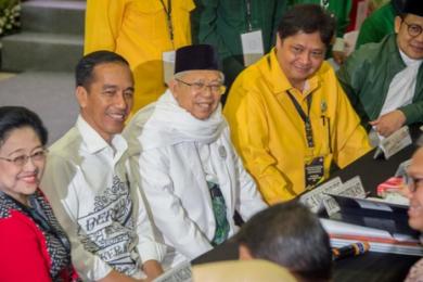 印尼大选将结束,华裔候选人数创新高