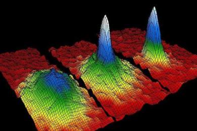 科学家首次在宇宙中创造出物质的第五态玻色—爱因斯坦凝聚