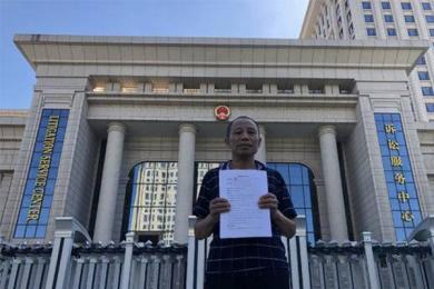李锦莲申请国家赔偿,已向法院提起请求