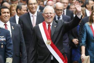 因涉嫌洗钱,秘鲁前总统库琴斯基将被监禁36个月