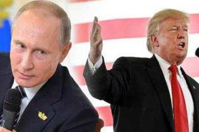 特朗普对普京出手,对19名俄罗斯人进行制裁