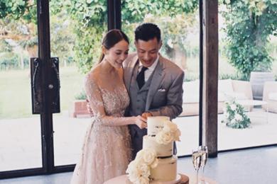 余文乐结婚一周年,他和单纯小公主之间的爱,时间大概都无法撼动