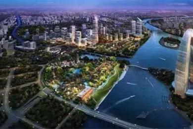 北京市政府迁址通州,在建面积达230万平未来可期