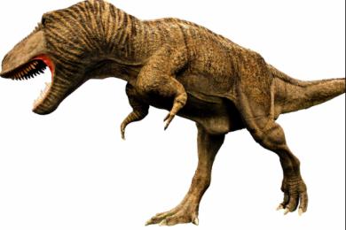 研究人员发现霸王龙前肢的特殊作用