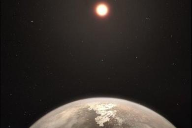 科学家发现类地行星Ross 128b或存在宜居条件