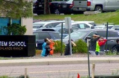 一个月内第四起,美国科罗拉多州一学校再发枪击事件致1死多伤