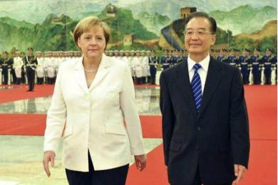 默克尔将访华,为新时期两国关系发展注入新的动力