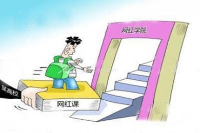 中国高校开设网红课引外媒关注