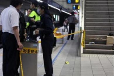 台中市发生砍人事件,造成男女一死一伤