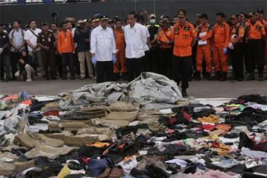 印尼狮航189人遇难,搜救员的恐怖记忆无法被消除