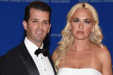 特朗普长子陷入婚姻危机,朋友称两人准备离婚