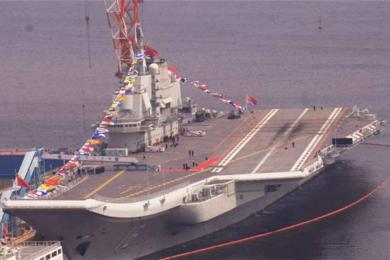 人民海军成立70周年庆典,潜艇群航母群将受阅
