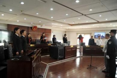 北京毒驾撞交警案一审宣判,男子获刑4年9个月