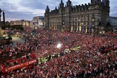 利物浦游行计划,欧冠冠军疑似内定