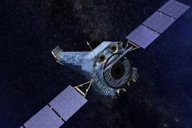 NASA太空望远镜钱德拉X射线望远镜进入安全模式
