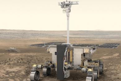 欧空局计划2020年发射火星探测器目前以开启火星探测器征名活动
