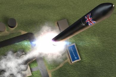 马丁将协助英国在苏格兰建造首座航天发射基地