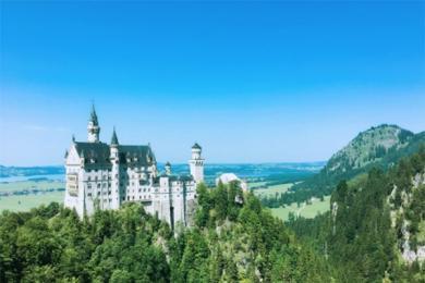 以1欧元甩卖城堡,价格只是象征性的